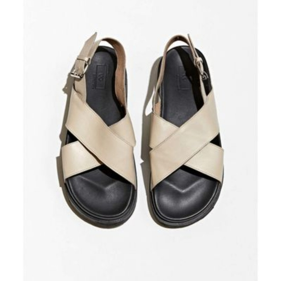 Urban Outfitters Criss Cross Sandal
